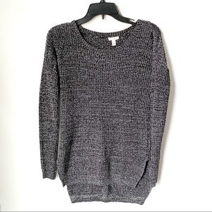 BP. Size xs grey sweater